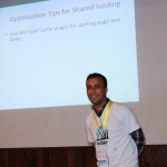 Roshan Bhattarai delivers some awesomeness about how to handle sites which have high traffic!